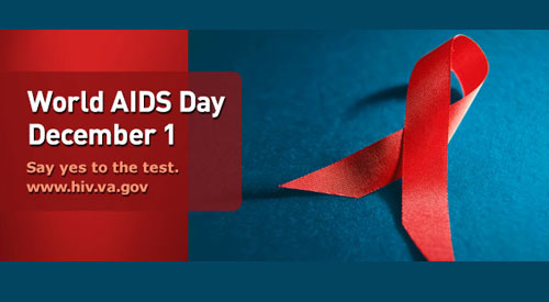 HIV/AIDS Awareness Month graphic